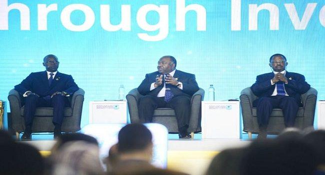 arton39540 - Forum mondial de la jeunesse : Ali Bongo Ondimba plaide pour une jeunesse éduquée et bien formée