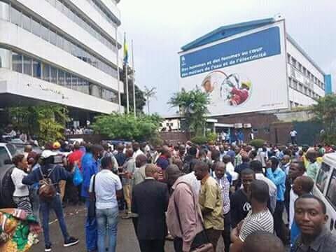 gabon a propos de la greve illimitee du personnel de la societe denergie et deau du gabon - Gabon : A propos de la grève illimitée du personnel de la Société d'Energie et d'Eau du Gabon ...