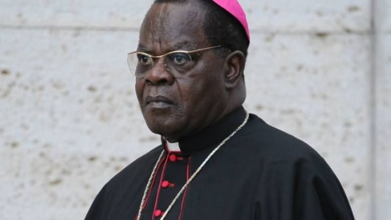 Cardinal Laurent Mosengwo Pasinya - RDC : Des « Sons de cloche » pour  l'application de l'accord de la Saint-Sylvestre