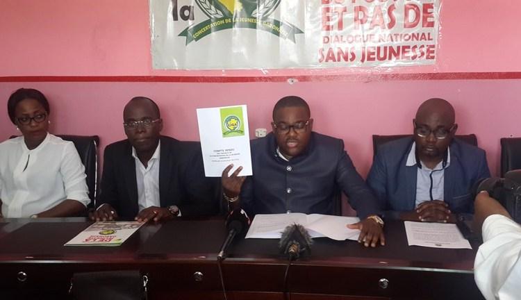 Jeunesse gabonaise : « Attention à l'instrumentalisation ! »