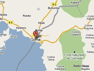 Goma a tourné au rythme d'une journée «ville morte»
