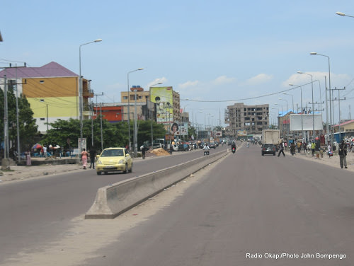 Marche du Rassemblement : Kinshasa aux allures d'une «ville morte»