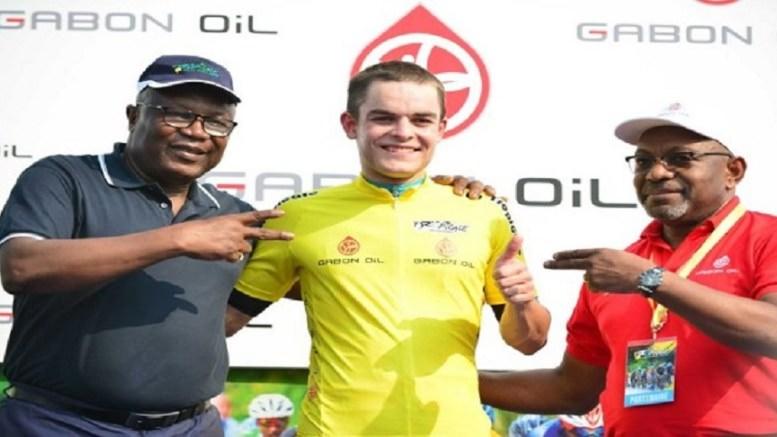 Tour Cycliste Amissa Bongo : Lucas Carstensen maillot jaune de la deuxième étape