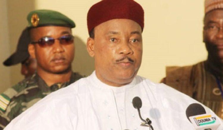 Mahamadou Issoufou - Niger : Mahamadou Issoufou parle de l'amélioration du climat des affaires
