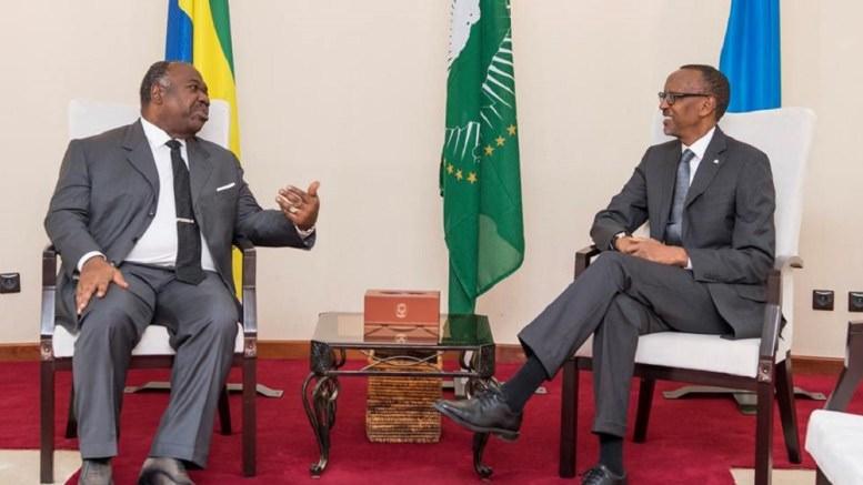 Gabon : Le président Ali Bongo en tournée dans 4 pays de la CEEAC