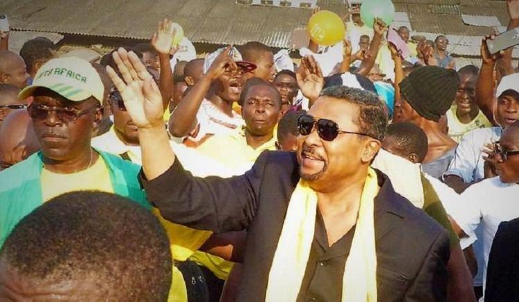 Législatives au Gabon : Jean Ping joue sa dernière carte