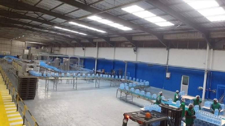 Gabon : Soboleco double sa production d'eau minérale