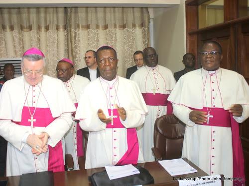 Actualité.cd : «RDC: aucun deal entre l'Eglise Catholique et l'opposition»