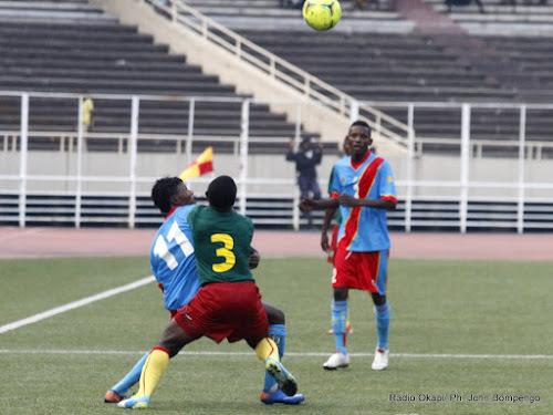 CAN U20-2019 : la RDC en préliminaire contre la Tanzanie