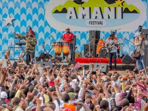 Goma : la Vème édition du festival Amani s'ouvre ce vendredi