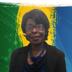 "DWORACZEK BENDOME ANNE MARIE - Gabon : ""servir sa patrie et non se servir de sa patrie"""