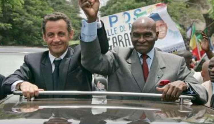 Affaire Sarkozy : Abdoulaye Wade impliqué