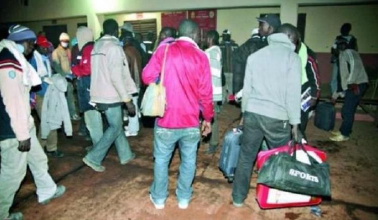 Expulsion des africains des Etats Unis - Etats-Unis: Expulsion des sénégalais