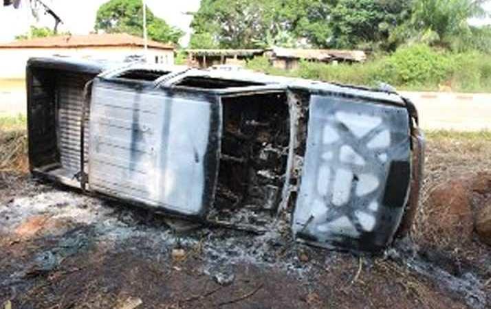 accident - Deux morts et des blessés graves dans deux accidents de circulation sur les axes Franceville-Ngouoni et Mvengué-Franceville