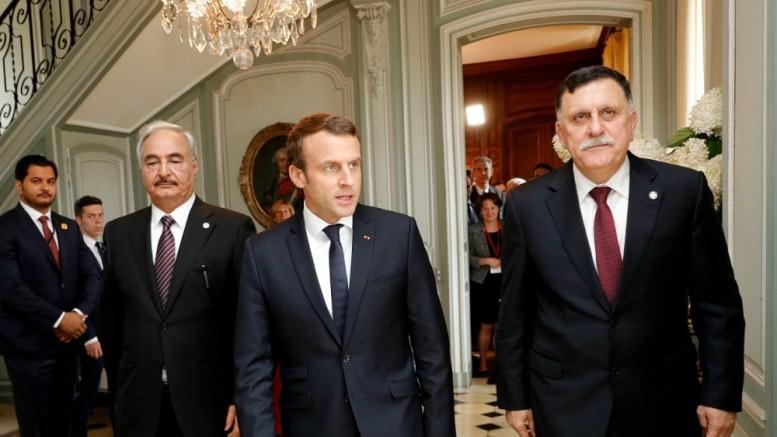 Libye : Les dessous de cartes des manœuvres d'Emmanuel Macron