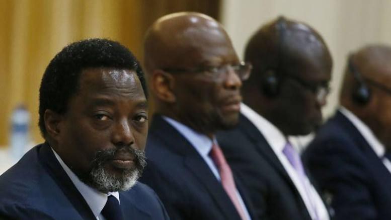 RDC : Polémique sur les affiches de Kabila «candidat»