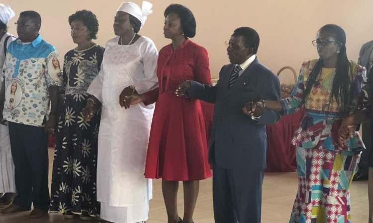Gabon : Les femmes prient pour la préservation et la promotion de la paix