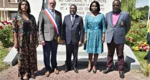 France : Le Gabon aux commémorations des batailles de la Somme
