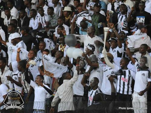 Division I : Mazembe domine DCMP et garde la tête du championnat
