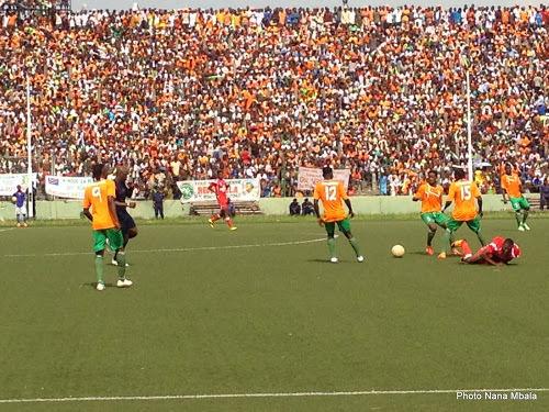 Coupe du Congo : JSK vs As Nyuki en finale