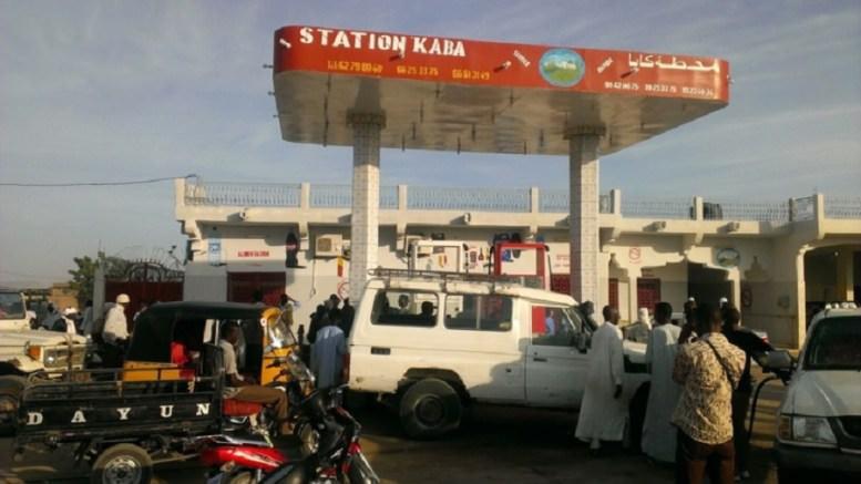 Le prix du carburant au Tchad - Tchad : Chute des prix à la pompe