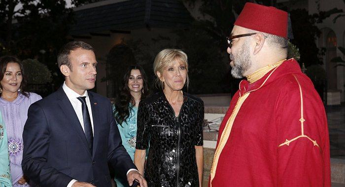 1037857094 - Relations France-Maroc: «nouveau coup de froid» à cause de l'affaire Gallay?