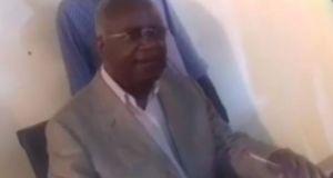 """Déclaration de M. Jean Eyeghe Ndong: """"Je n'irai pas aux élections sénatoriales du 6 octobre"""""""