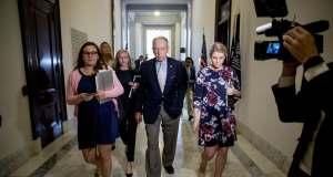 Etats-Unis : Incertitudes sur le témoignage au Sénat américain de l'accusatrice du juge Kavanaugh