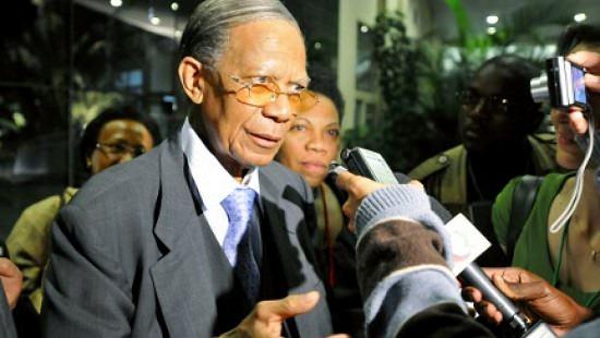 Didier Ratsiraka - Madagascar: L'ancien président malgache Didier Ratsiraka âgé de 81 ans est candidat à l'élection présidentielle du 7 novembre