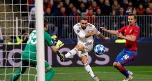 Ligue des champions: le Real Madrid, triple tenant du titre, chute à Moscou face au CSKA