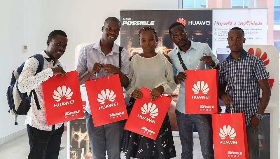 Huawei Super Kambas - Huawei annonce un investissement de 60 millions de dollars en Angola