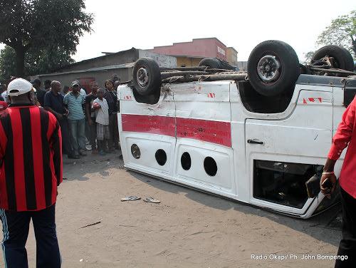 RDC : 10 morts dans un accident de route en plein parc des Virunga