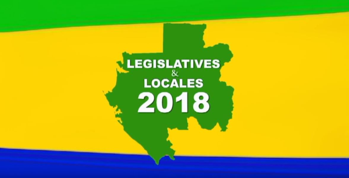 logocales2018 - Gabon: Conférence de presse du Porte-parole de la Présidence après le 1er tour des Elections jumelées 2018