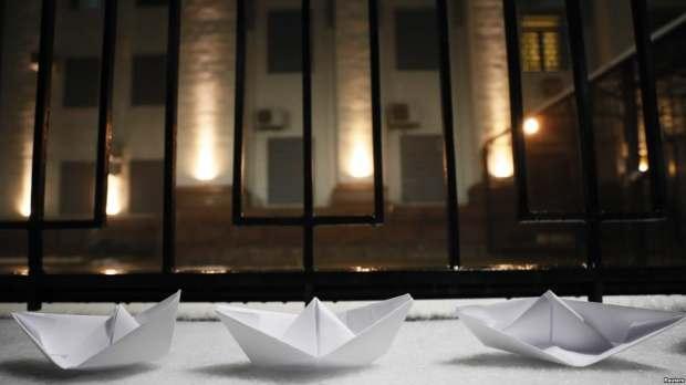 Europe : La Russie confirme avoir capturé trois bateaux ukrainiens