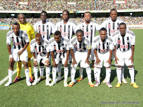 Le TP Mazembe en quart de finale de la CAF champions league