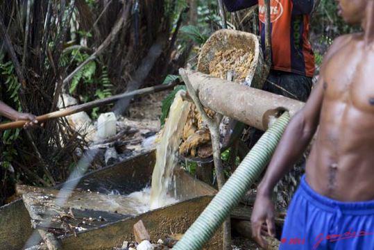 Gabon : Réorganisation du secteur aurifère : Début du recensement des exploitants