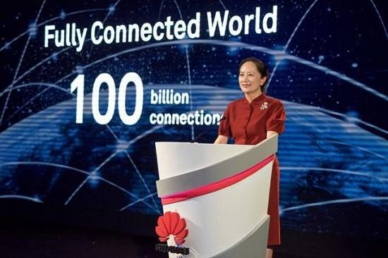 0616 mengwanzhou 1 - La Chine est en train de battre les Etats-Unis dans la technologie 5G – C'est ce qui explique les attaques des Etats-Unis contre Huawei (selon une TV russe)