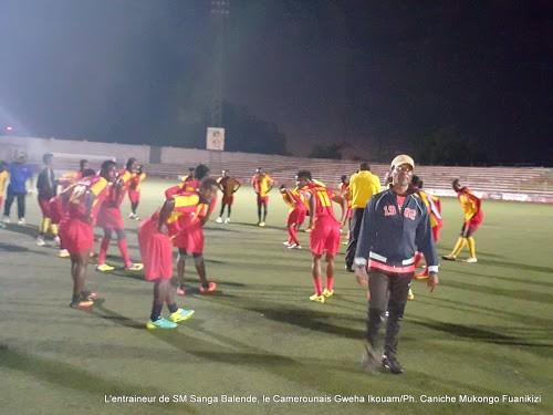 Division I Sanga Balende battu par V club 0 1 - Division I : Sanga Balende battu par V club (0-1)