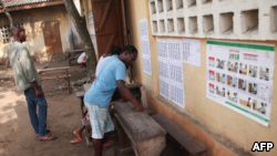 Ouverture des bureaux de vote dans le calme dworaczek bendome