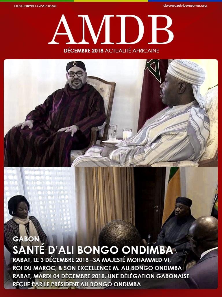 Gabon/Santé d'Ali Bongo Ondimba : L'homme est vivant mais convalescent à Rabat, au Maroc