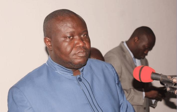ngaissona 710x473 - Un patron du football centrafricain et ex-milicien arrêté en France pour crimes de guerre