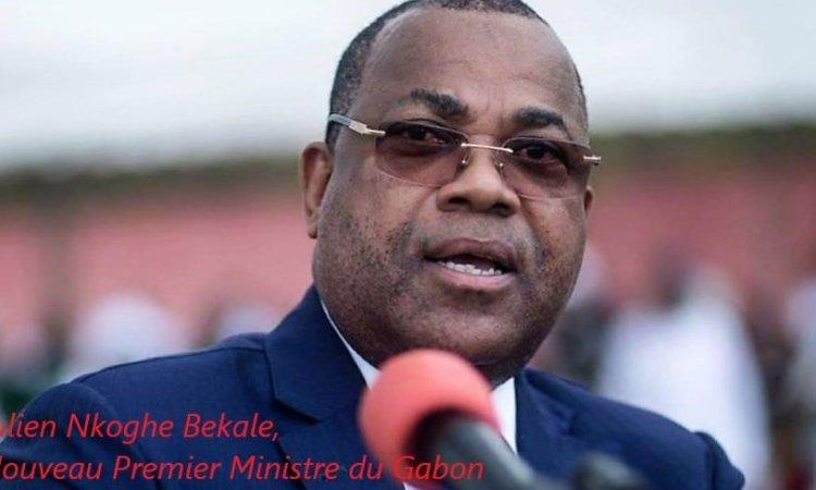 Gabon : Julien Nkoghé Békalé nommé Premier ministre