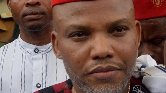 Nigeria: Le chef séparatiste biafrais Nnamdi Kanu affirme être au Royaume-Uni