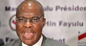 """Fayulu s'auto-proclame """"président légitime"""""""