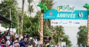 Gabon-Cyclisme/Tropicale Amissa Bongo-2019 : L'italien Niccolo Bonifazio s'offre la première étape et Greipel à l'affût