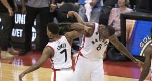 NBA - Toronto confirme ses prétentions, Westbrook voit triple pour OKC