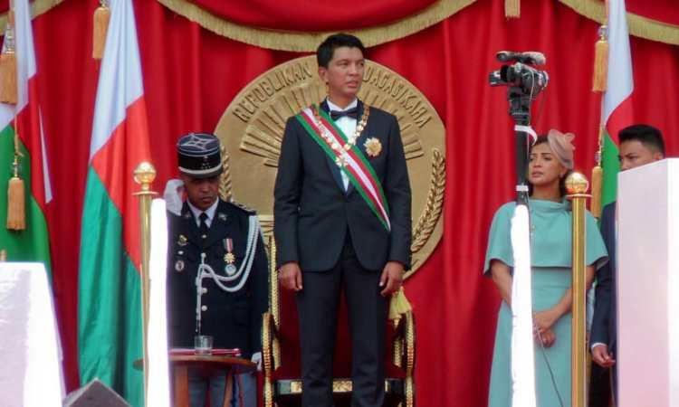 2019 01 19t155625z 545283752 rc13044afd10 rtrmadp 3 madagascar politics 0 - Madagascar: le président présente son premier gouvernement