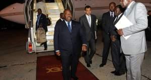 Gabon : Ali Bongo à Libreville présidera un conseil des ministres après la cérémonie de prestation de serment