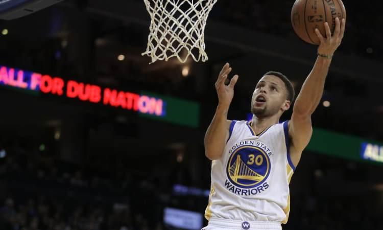 NBA - Golden State inarrêtable, reçu 5 sur 5 à l'extérieur