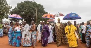 Bénin: Dah Sagbadjou Glèlè, nouveau roi d'Abomey